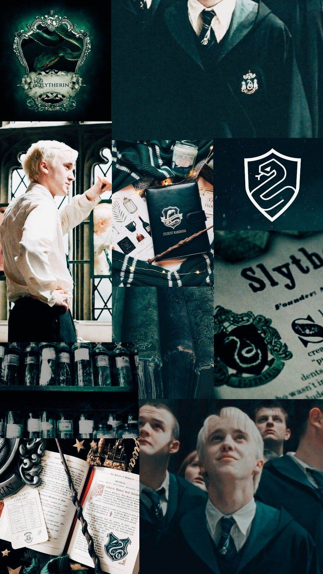 Slytherin Draco Malfoy Harry Draco Draco Malfoy Aesthetic Draco Harry Potter