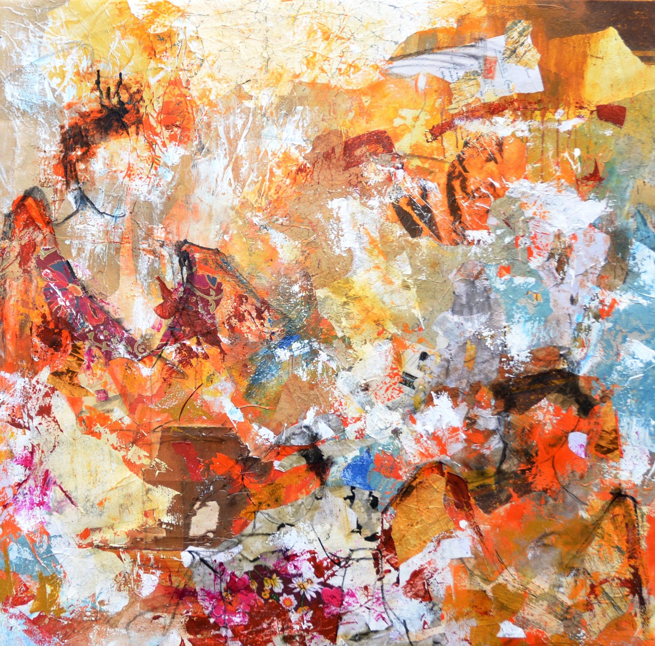 120x120cm door Dario Bosa - Te huur/te koop via Abrahamart.com  #art #painting #kunst #kunstuitleen #DarioBosa #abrahamart #bramreijnders #Eindhoven