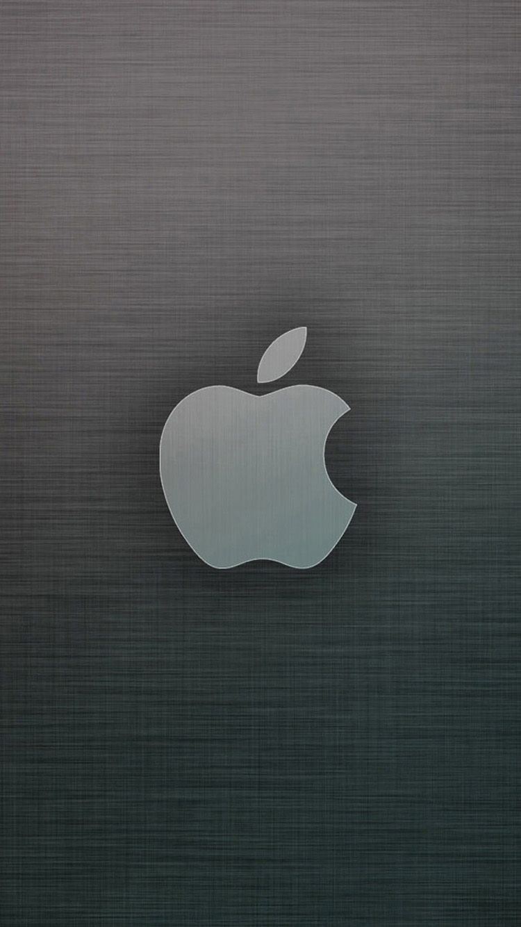 Wallpaper iphone gray - Gray Cloth Apple Logo Iphone 6 Wallpapers Thousands Of Hd Wallpapers For Your Iphone