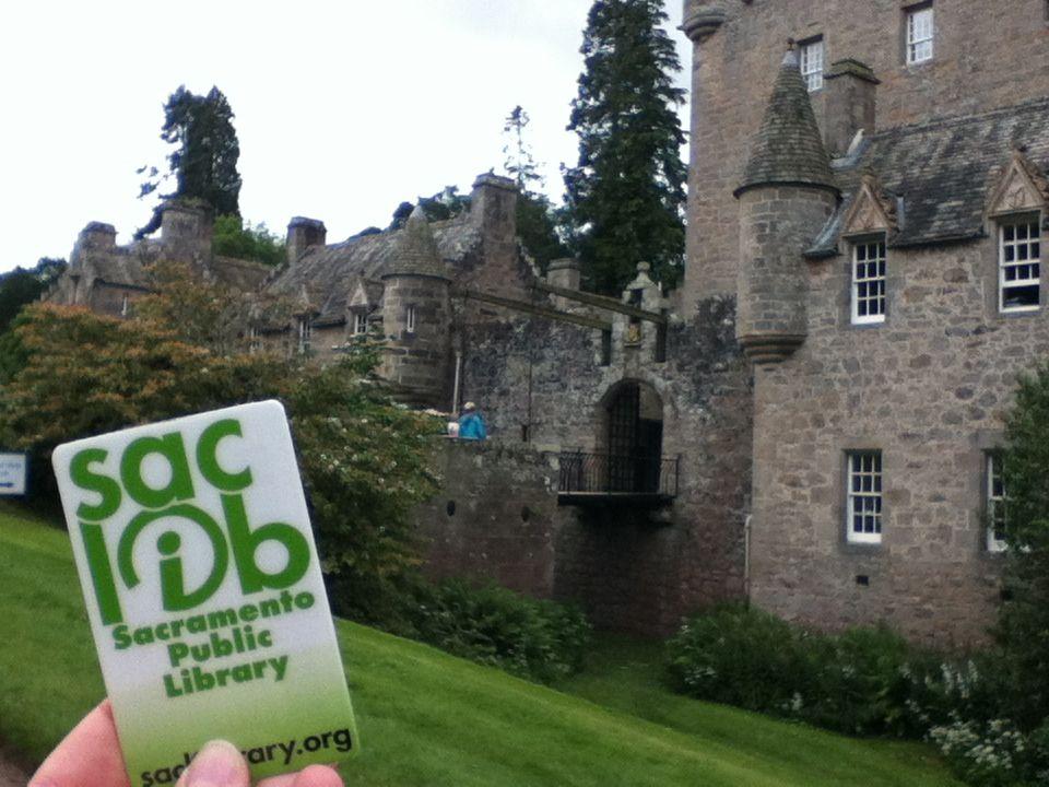 Cawdor Castle, near Inverness, Scotland