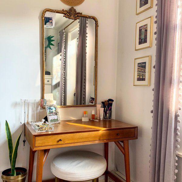 Photo of Mid-Century Mini Desk