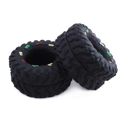 Pet Playing Clean Toy Cat Puppy Dog Tyre Diameter 8cm *** Read more reviews of the product by visiting the link on the image. (This is an affiliate link and I receive a commission for the sales)