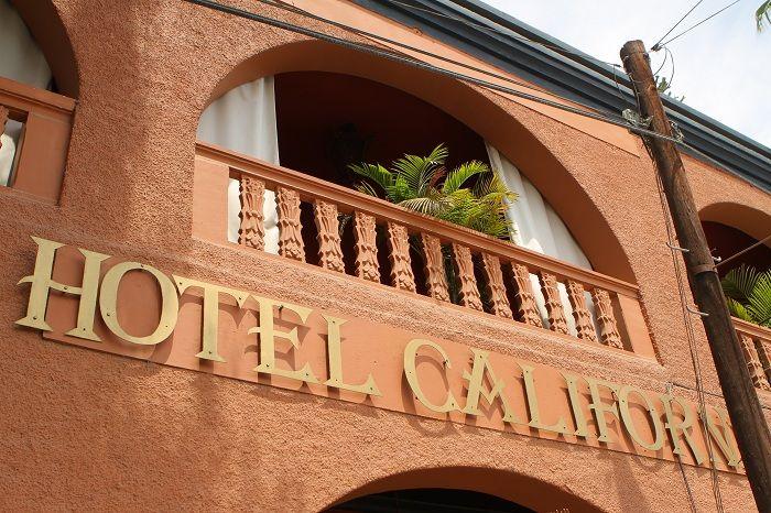 Hotel California Todos Santos Mexico Beautiful Space In A