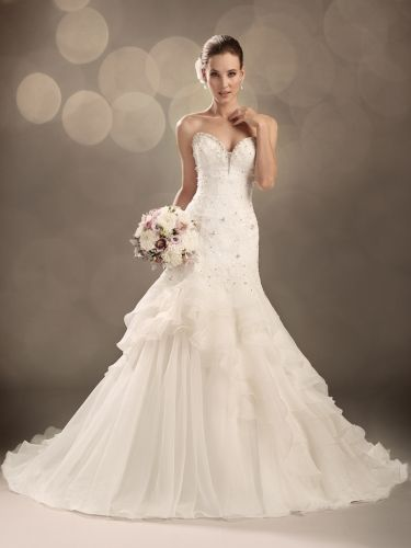 Sophia Tolli 2013 wedding dress collection   Boda, Novios y Vestiditos