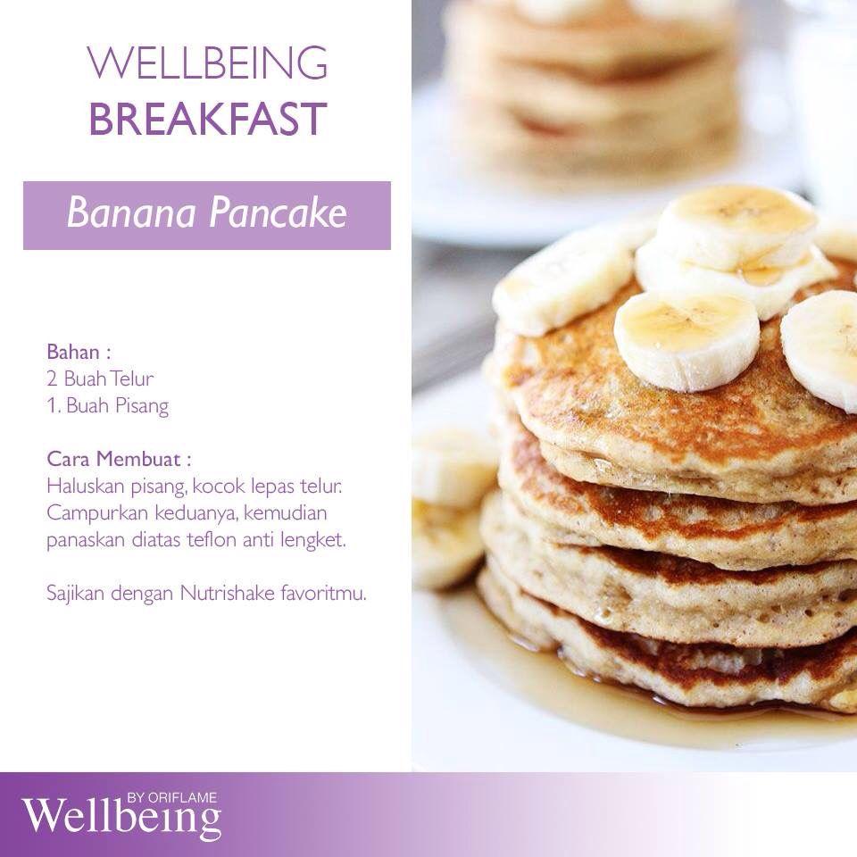 For Breakfast Resep Resep Sehat Pisang