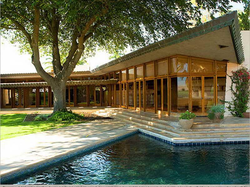 Pin By Wp Home Decorations On Architecture Frank Lloyd Wright Homes Frank Lloyd Wright Architecture Ranch Style Homes