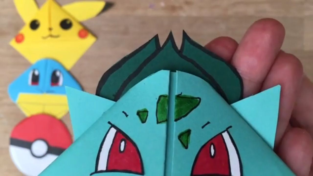 Easy Bulbasaur DIY