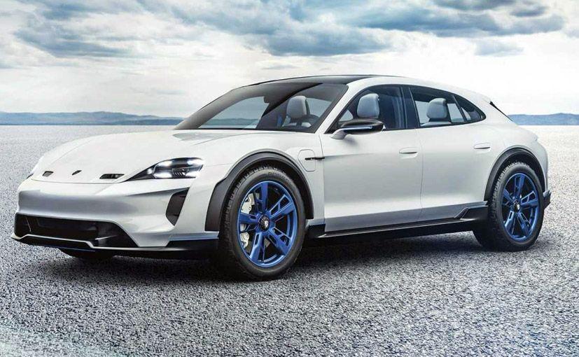 The new Porsche Mission E Cross Turismo... YES PLEASE