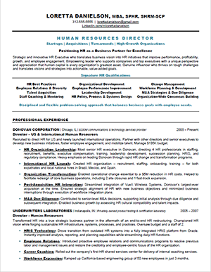 Shrm hr resume sample 1 career pinterest shrm hr resume sample 1 spiritdancerdesigns