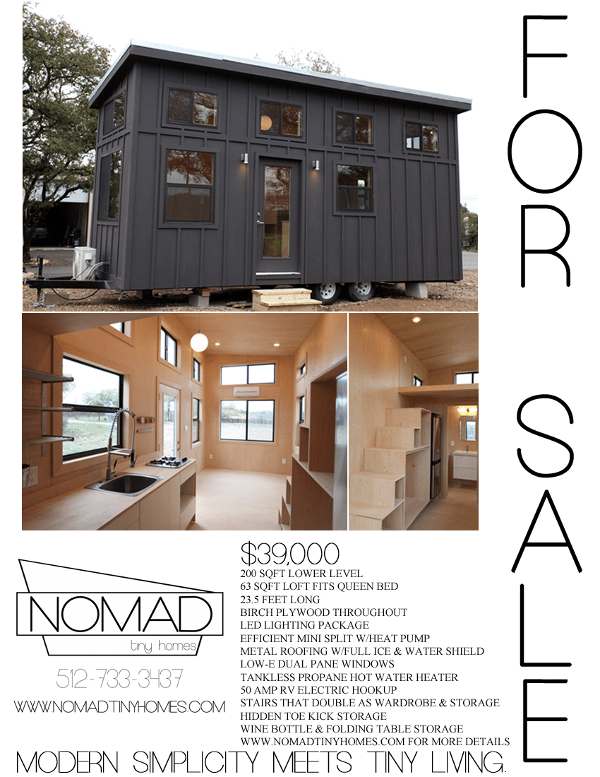 Tiny House Listings Tiny Houses For Sale And Rent Tiny House Listings Modern Tiny House Tiny House