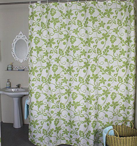 Shower Curtains Ivy Leaves Shower Curtain Xwide Or Extra Wide Shower Curtain 108 X 72 Inches Green White Find Out More Abou Shower Curtain Ivy Leaf Curtains 108 x 72 shower curtains