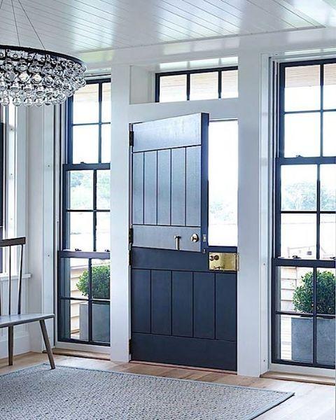 navy split barn style front door like dislike Internal Split Doors id=52584