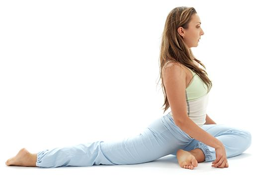 These #yoga positions would help you to eradicate back pain with ease and make you feel fresh http://breakingmuscle.com/yoga/heal-your-lower-back-pain-with-these-5-yoga-poses