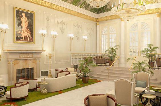 Ritz Carlton Montreal Luxury Hotel