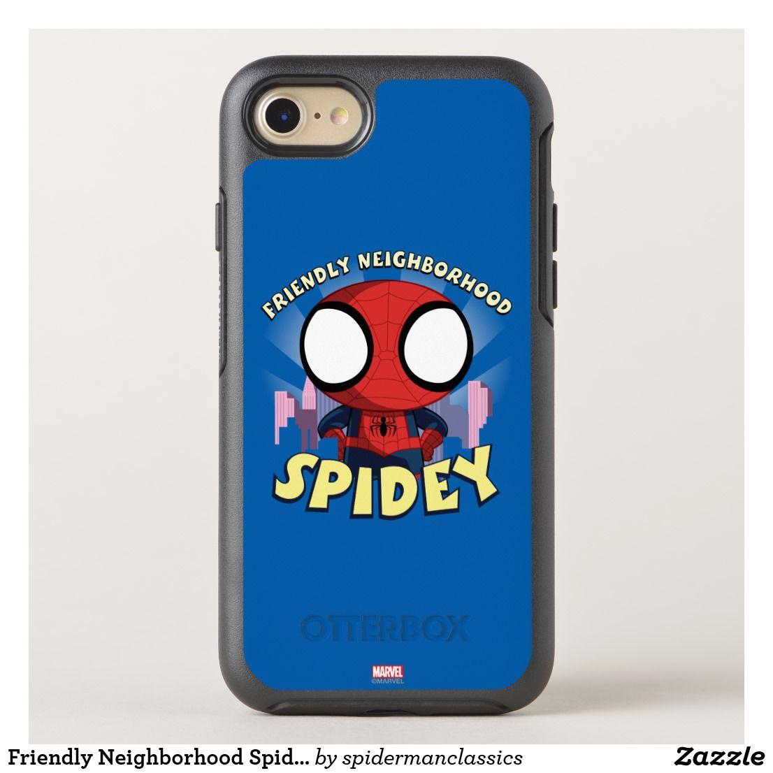 size 40 d5440 7eb0b Friendly Neighborhood Spidey Mini Spider-Man OtterBox iPhone Case ...