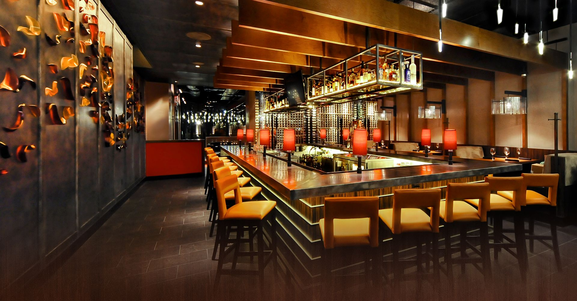 Del frisco s grille an upscale american bar grill for American cuisine boston