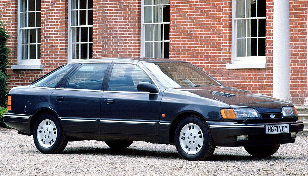 Ford Granada Scorpio Probably My Most Favourite Car Ever It Was