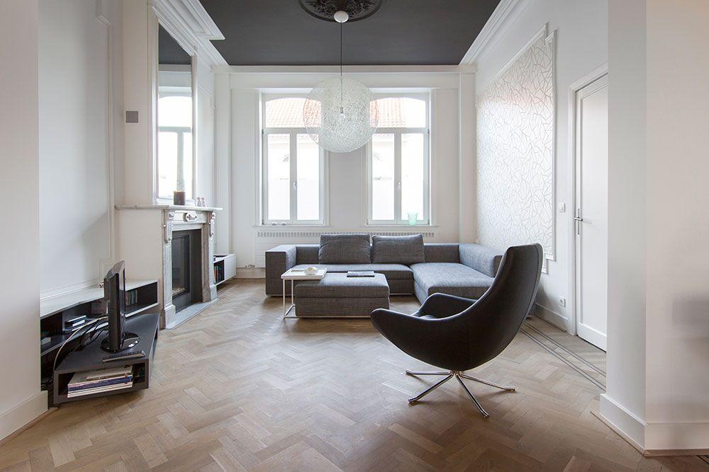 Interieur particulier verbouwing herenhuis fase 1 beeldpunt huis