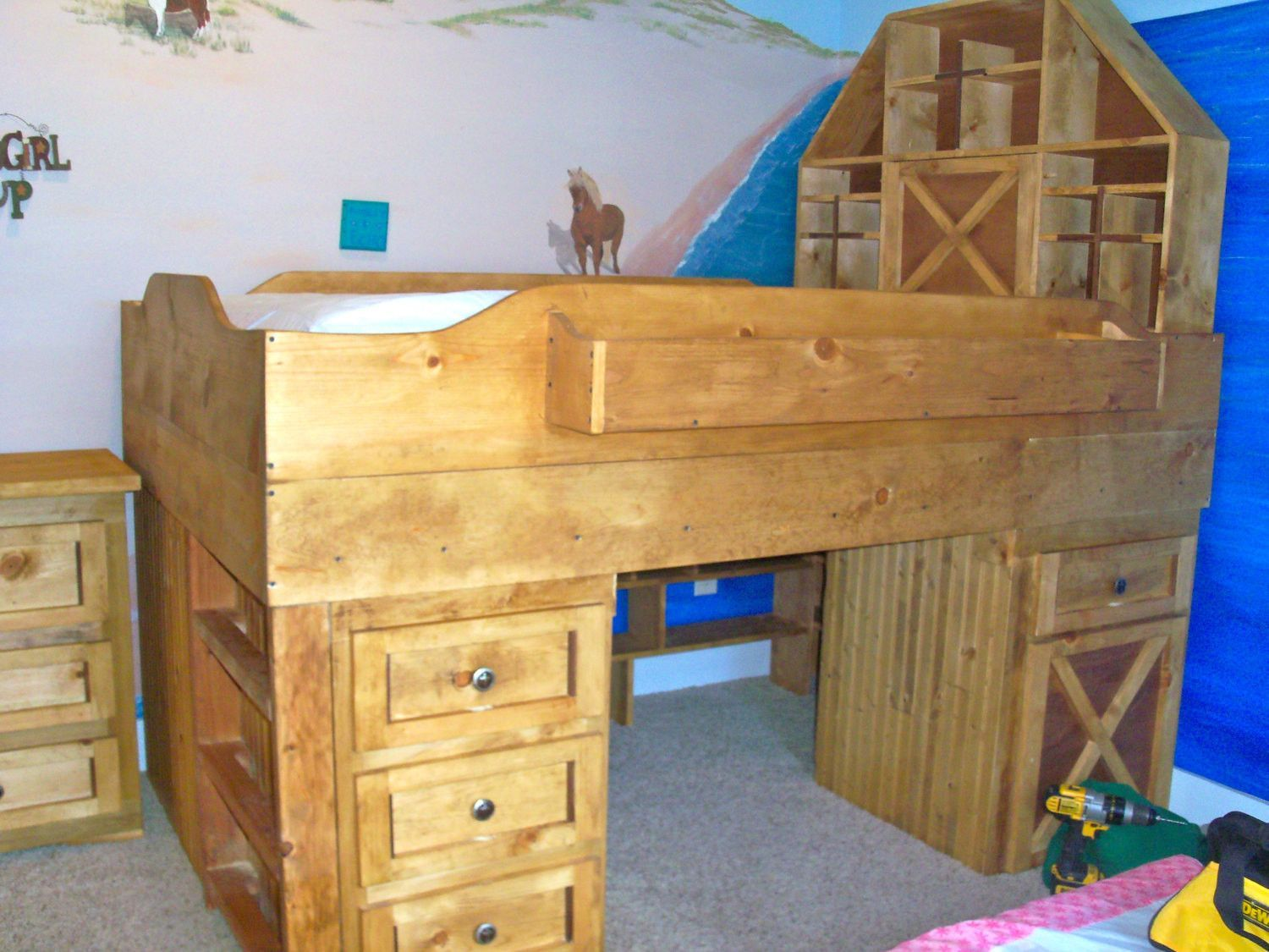 tiny home bed kids bunk crib plans fits beautiful loft for on beds size toddler pdf woodwork trend diy