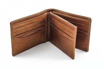 Tony Perotti Italy Prima Tri Fold Wallet Italian Leather Wallet Great Gift For Men Of Style Koshelki