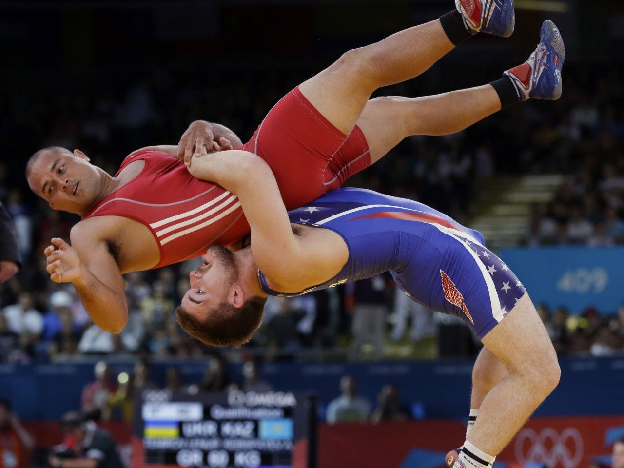 Greco-Roman wrestling: a selection of sites