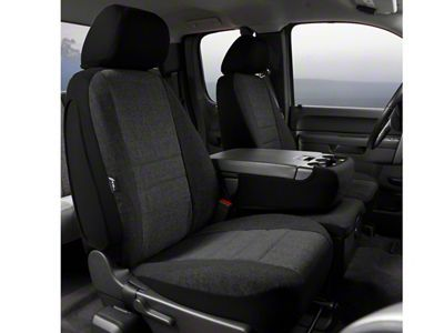 Tweed, Fia OE39-38 GRAY Custom Fit Front Seat Cover Split Seat 40//20//40 Gray