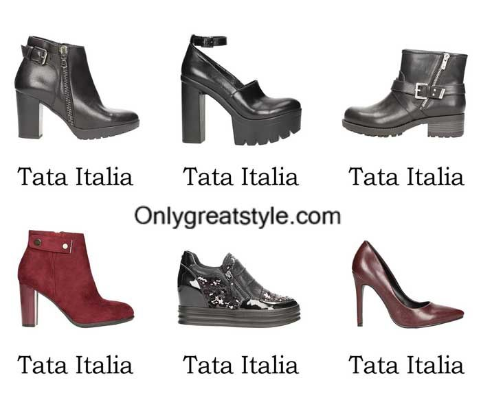 WOMEN TATA ITALIA HIGH HEELS NERO