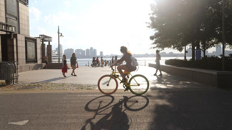 The Best Bike Tours In Nyc Timeout Fietstochten Adventure