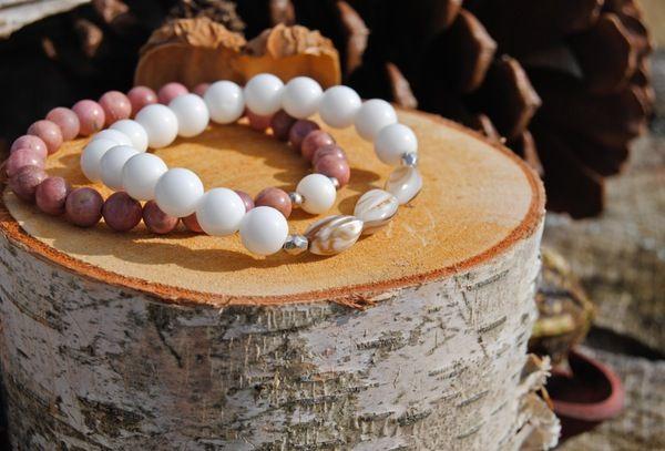 Bracelets Stretchy Stone Bracelets Alabaster Meaning