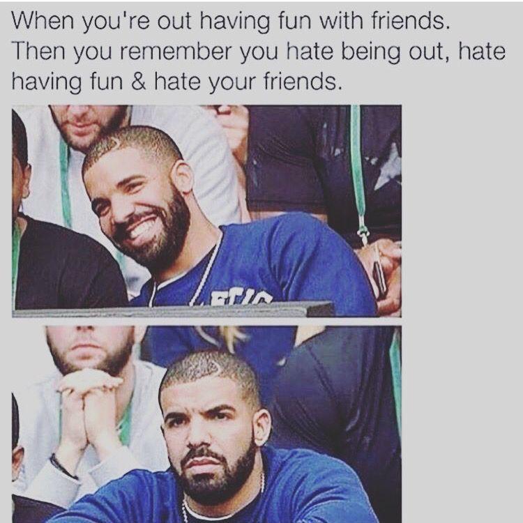 Drake Memes He S Mad But He Still Looked Soo Funny I M Sorry Drake Hahahaha Funny Memes Funny Pictures Drake Meme