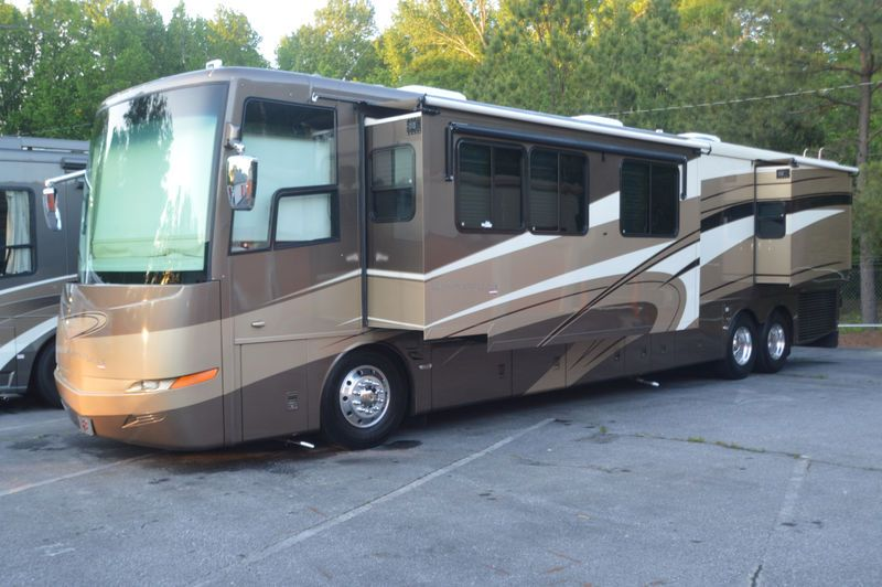2007 Newmar Mountain Aire 4523 for sale Greenville, SC