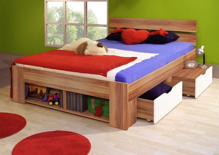 Kims Bett Kinderbett Jugendbett Jugendbett Und Schlafzimmermobel