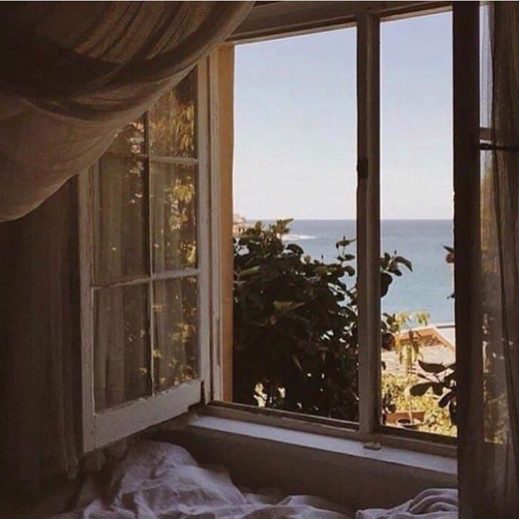 Mediterranean Summers Fashion Inspiration Album Window View Home Beautiful Places