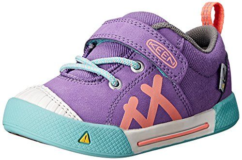 KEEN Encanto Sneaker Shoe (Toddler), Purple Heart/Fusion Coral, 4 M US Toddler Keen http://smile.amazon.com/dp/B010E2CUQ0/ref=cm_sw_r_pi_dp_nrZ7wb0WHNQ17