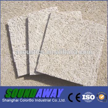 China Fireproof Painted Wood Wool Acoustic Panel Wood Fiber Cement Acoustic Board Acoustic Panels Buy Wood Paneling