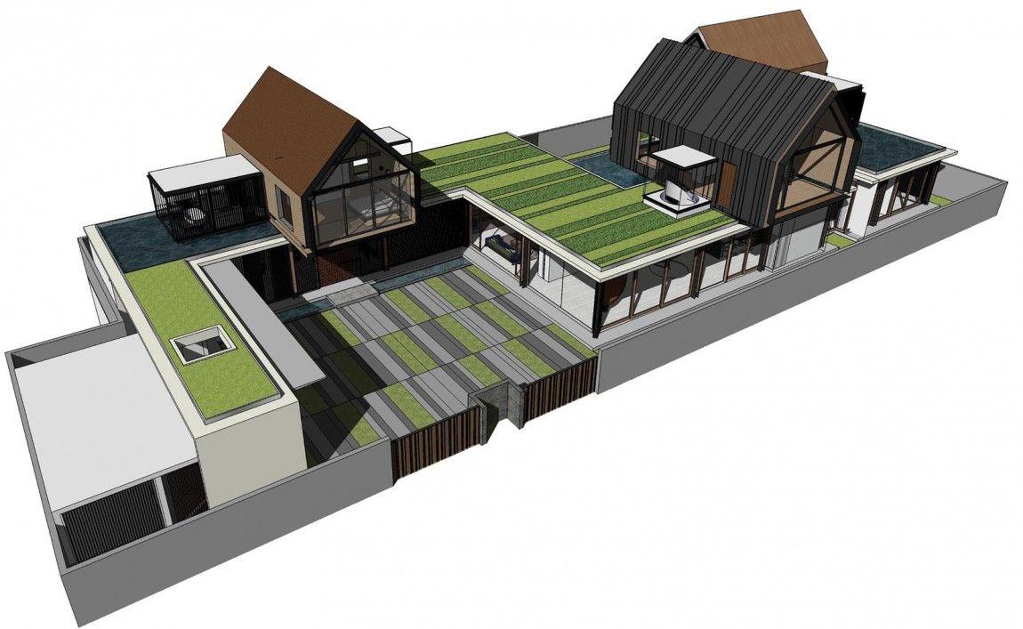 Svarga residence by rt q architects 20 p1 drawings for Plans d arkitek