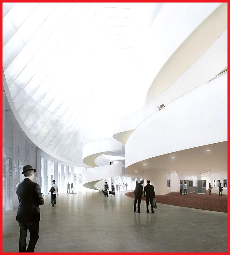 Gallery of MAD Architects Unveils Design for Translucent China Philharmonic Hall in Beijing  6