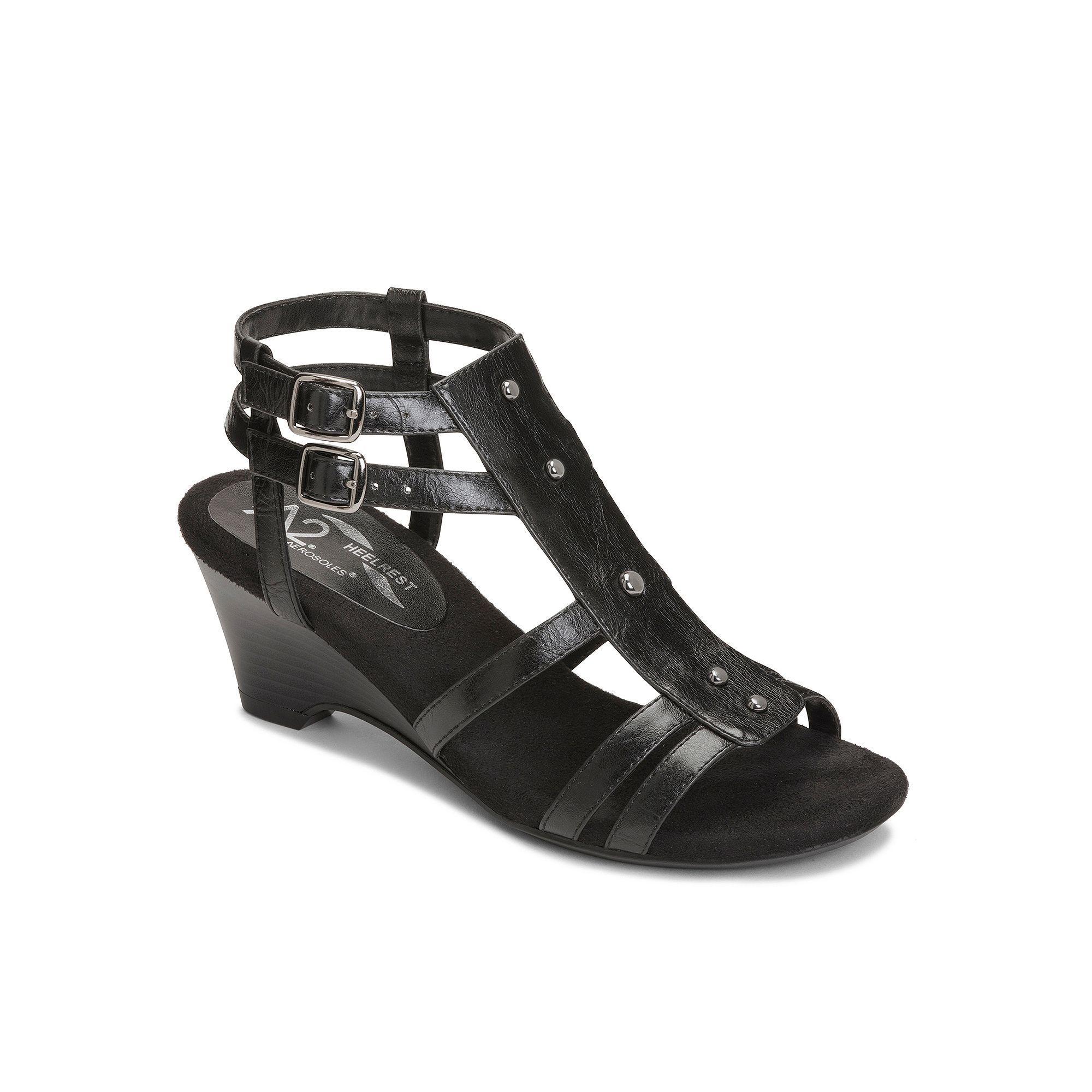 e24d8abafdd A2 by Aerosoles Mayor Women s Wedge Sandals