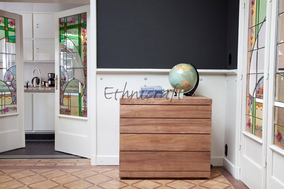 Ladekast Slaapkamer Hout : Teak interieur meubelen ethnicraft teakpoint teak interieur