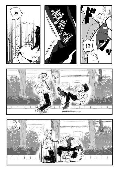 えなか ️出番14ア81b (@h_siame) さんの漫畫   31作目   ツイコミ(仮)   漫畫, ヒーローアカデミア