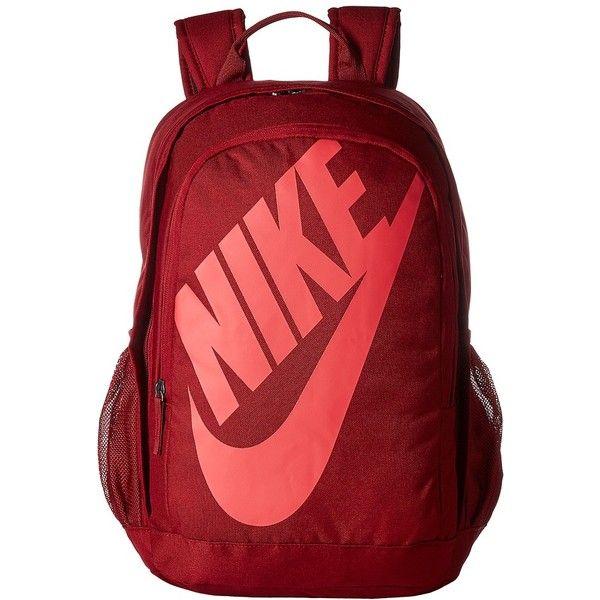 Nike Hayward Futura 2.0 (Team Red/Black/Tropical Pink) Backpack Bags 4sxl8e