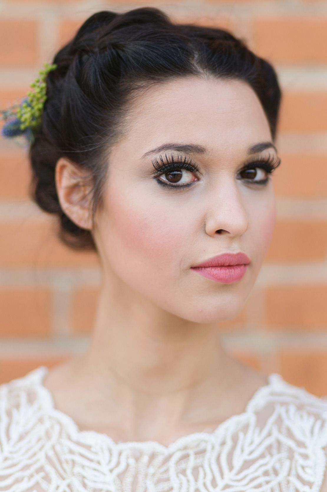 Spanish Style Wedding Inspiration Hair Makeup Hair Beauty Hair Inspiration