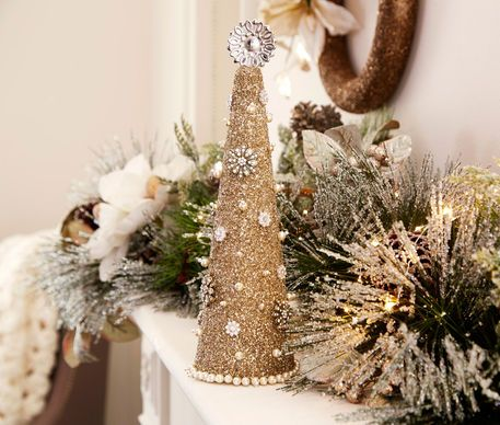 Jewelled Décor Tree