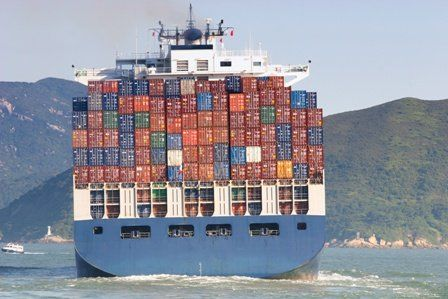 Why Are Container Ships So Huge And Important To Us Ship Container Huge