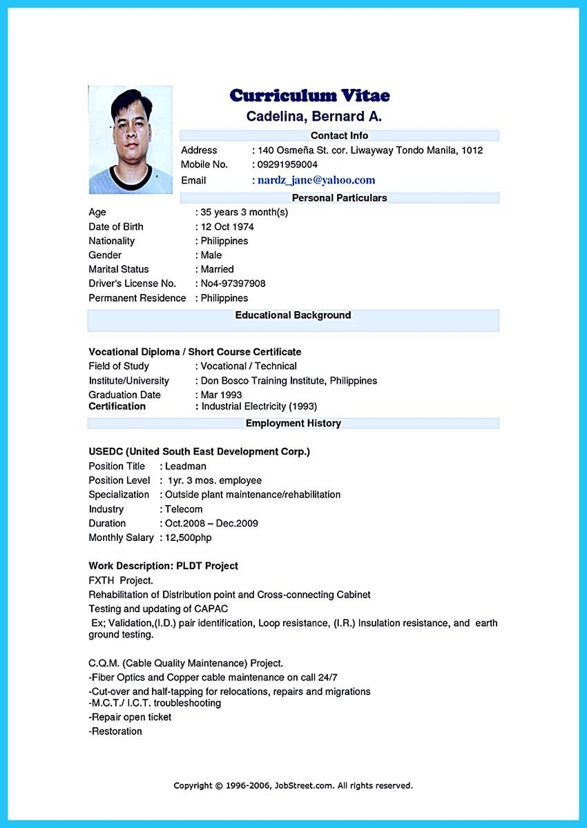 awesome Brilliant Corporate Trainer Resume Samples to Get Job, Check ...