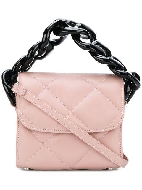 MARQUES'ALMEIDA Chain handle shoulder bag 5nDdsT9Ff