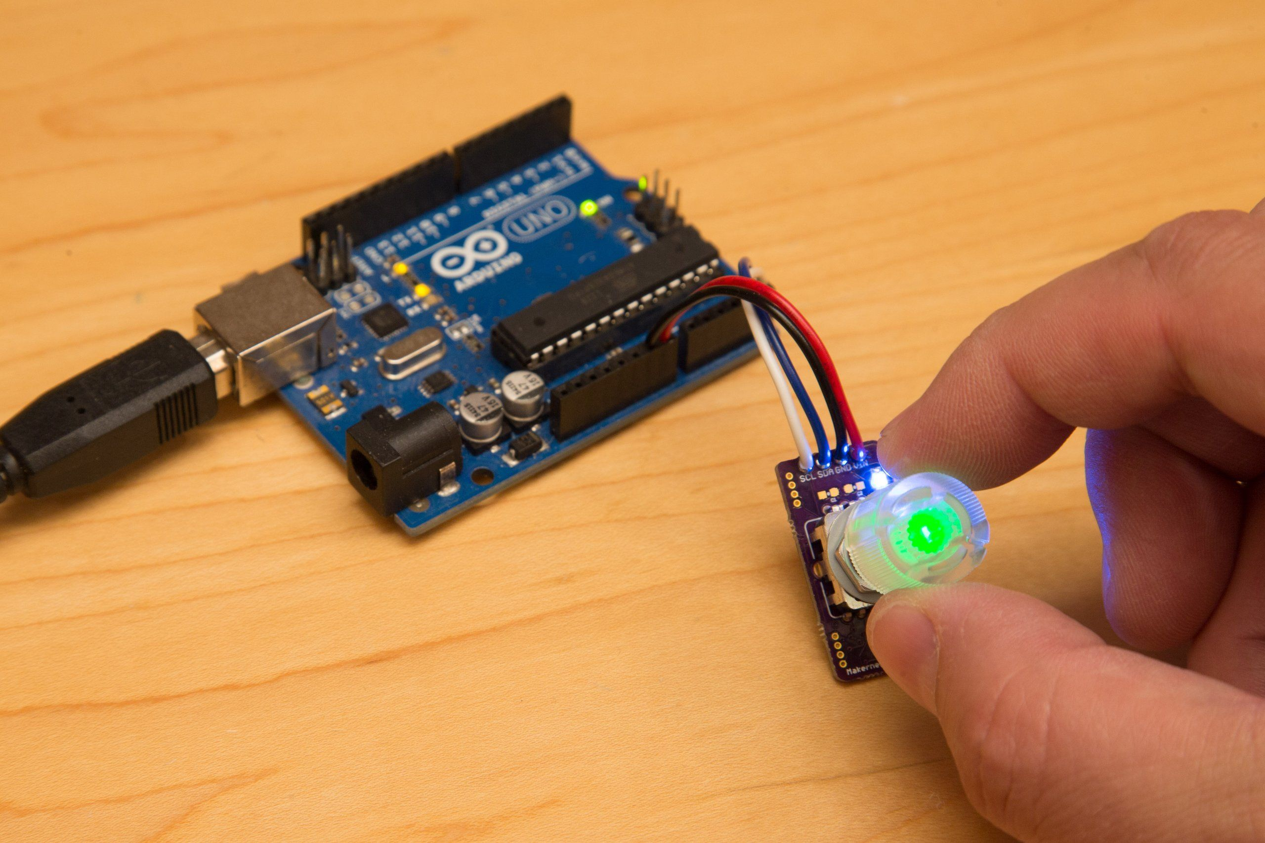 Makernet Knob by Escape Key Labs on | Arduino | Key, Arduino