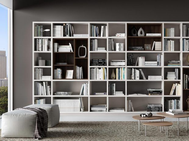 ARCHITECT LIBRARY Bookcases Pinterest