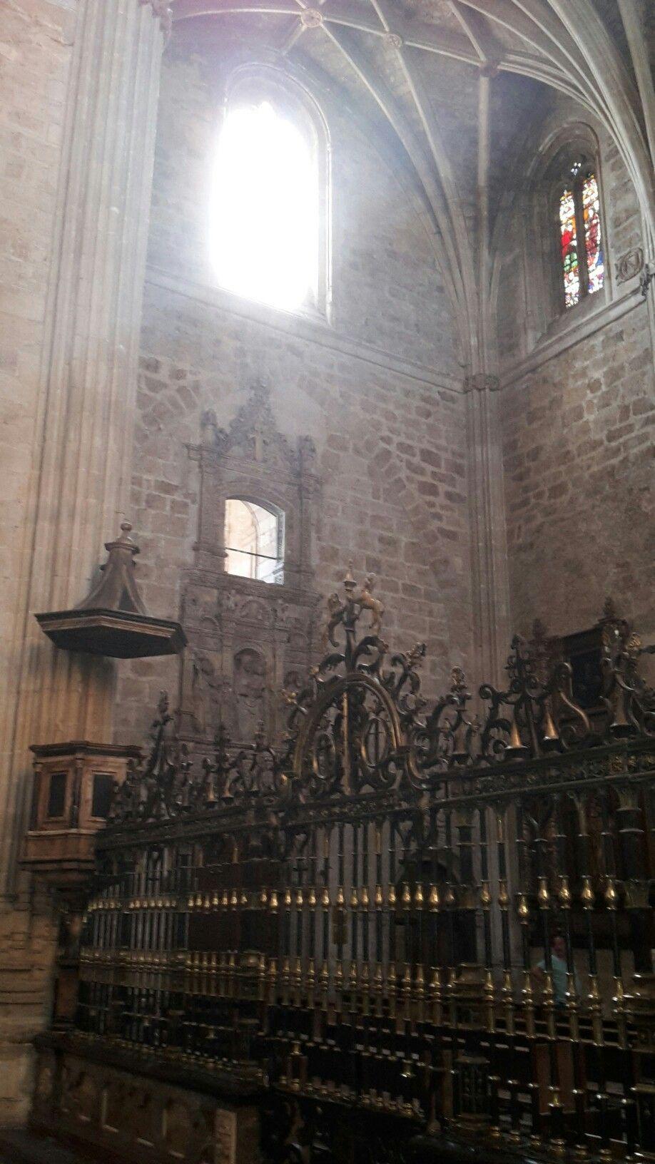 Le N Interior Iglesia Parador De San Marcos Le N Pinterest # Muebles Sasamon