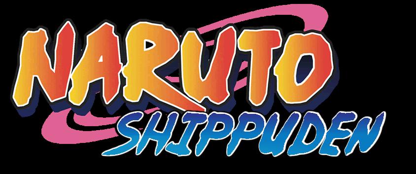 Naruto Shippuden Logo Naruto Tulisan Ilustrasi Karakter